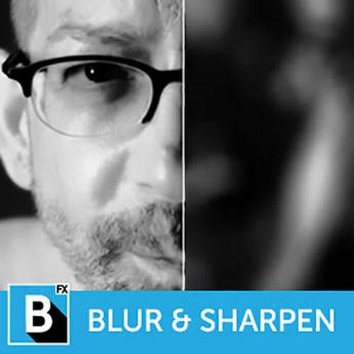 Sharpen and Blur
