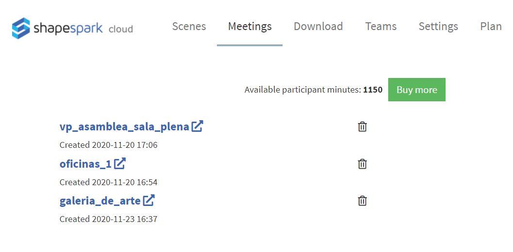need minutes per meetings